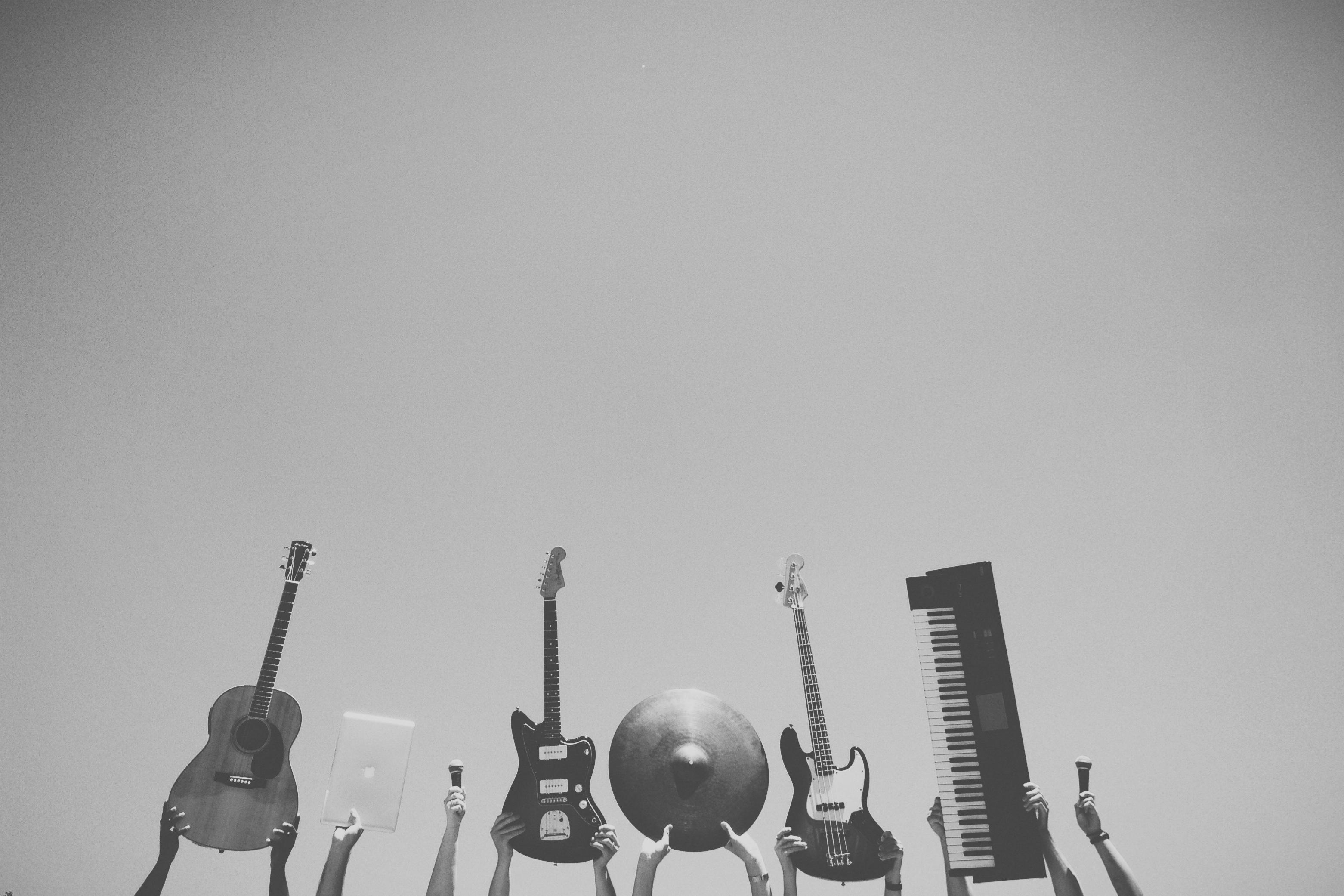 librairie musicale selon l'instrument