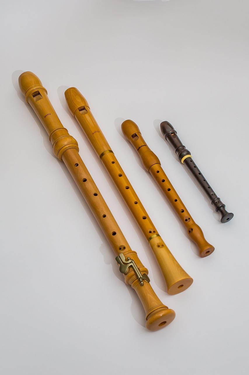 une partition de flûte pour jouer n'importe quel morceau