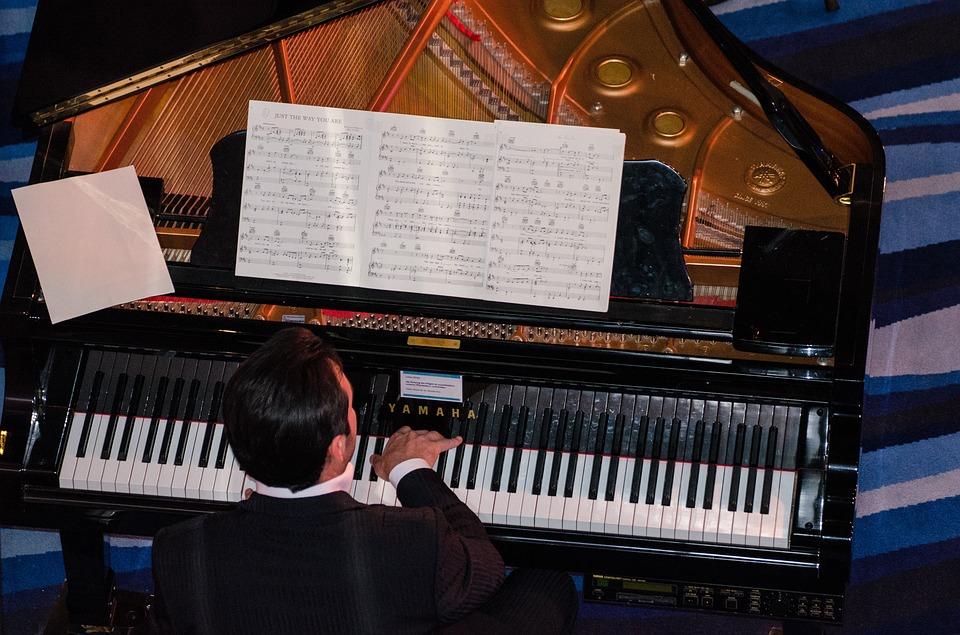 partition piano