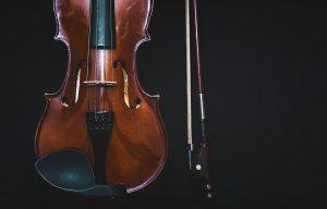 violon et son archet